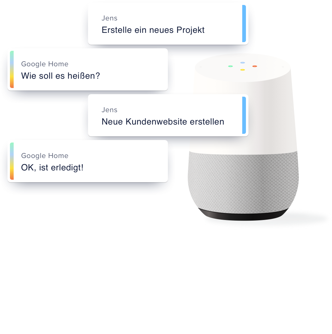 Google-Assistant-Integration