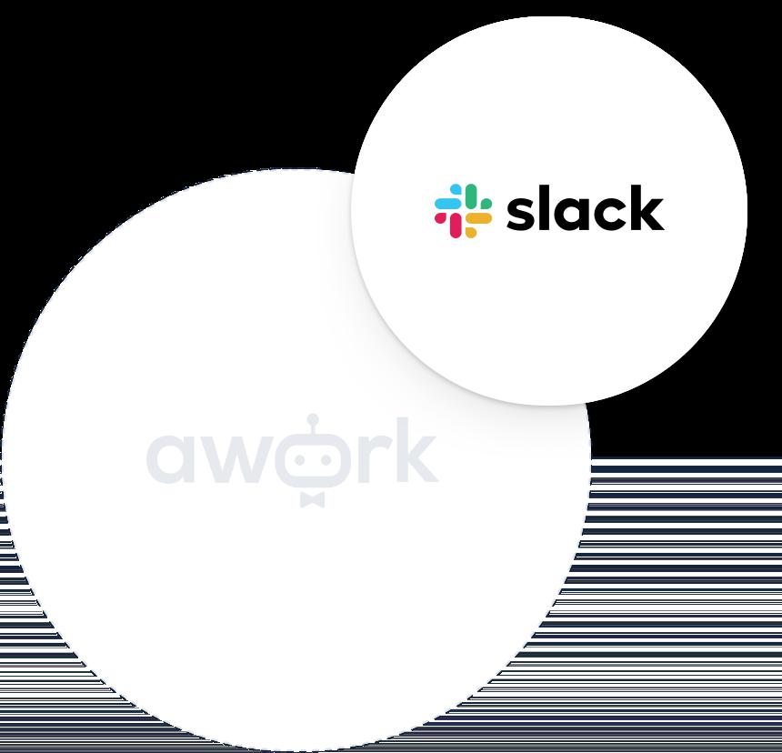 awork mit Slack verbinden