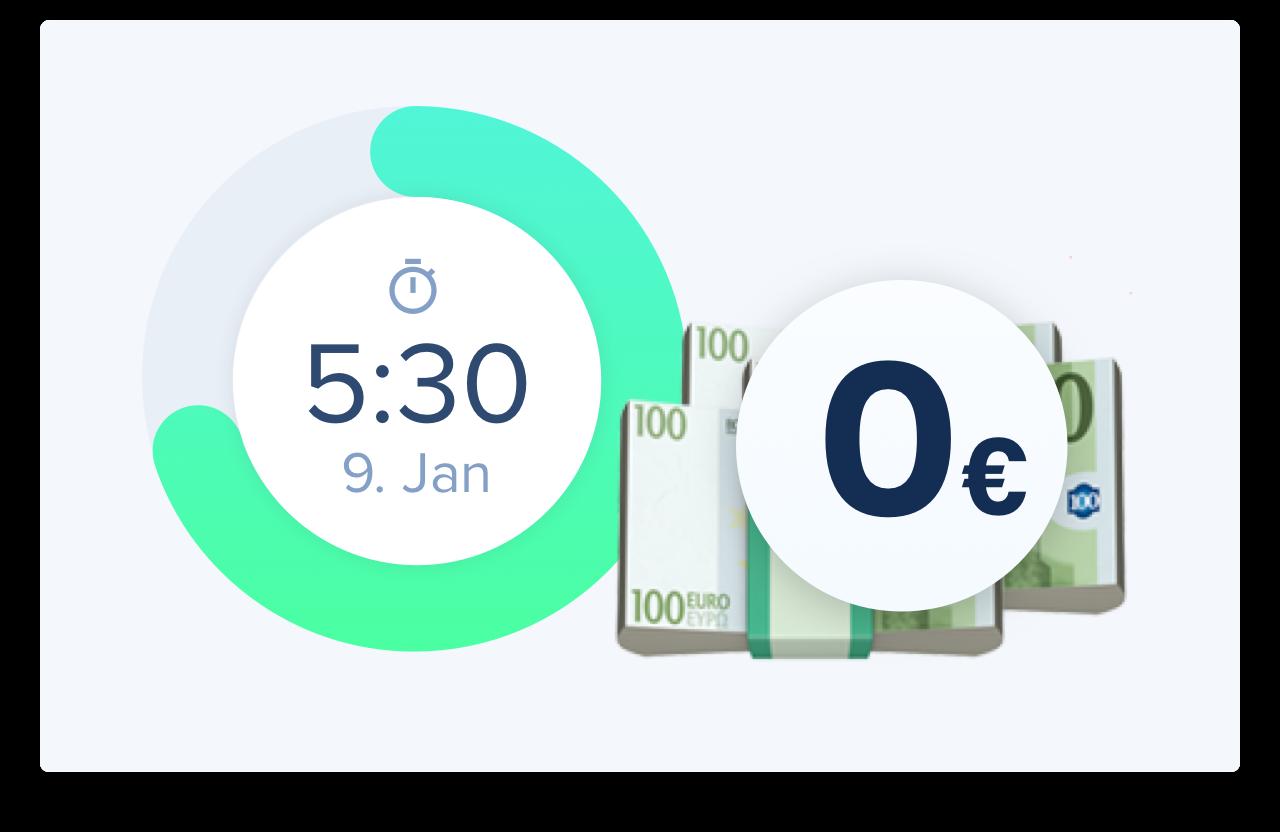 Was darf eine App zur Zeiterfassung kosten?