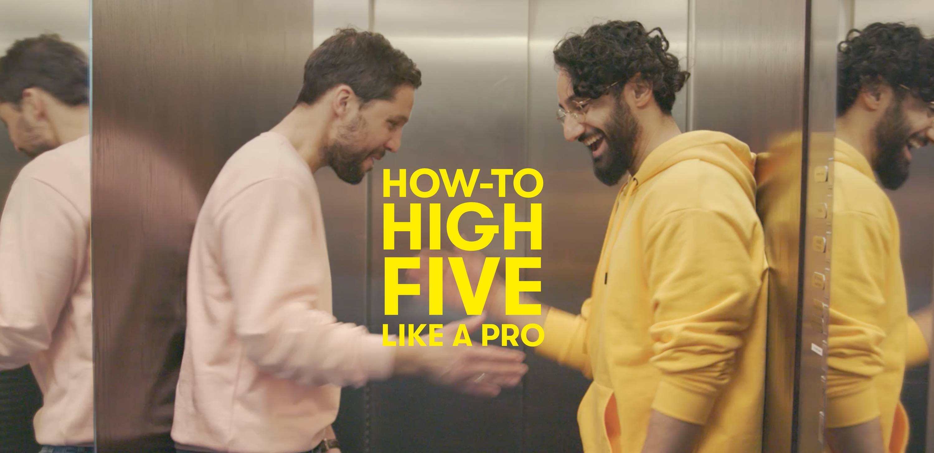 How to High-Five like a pro