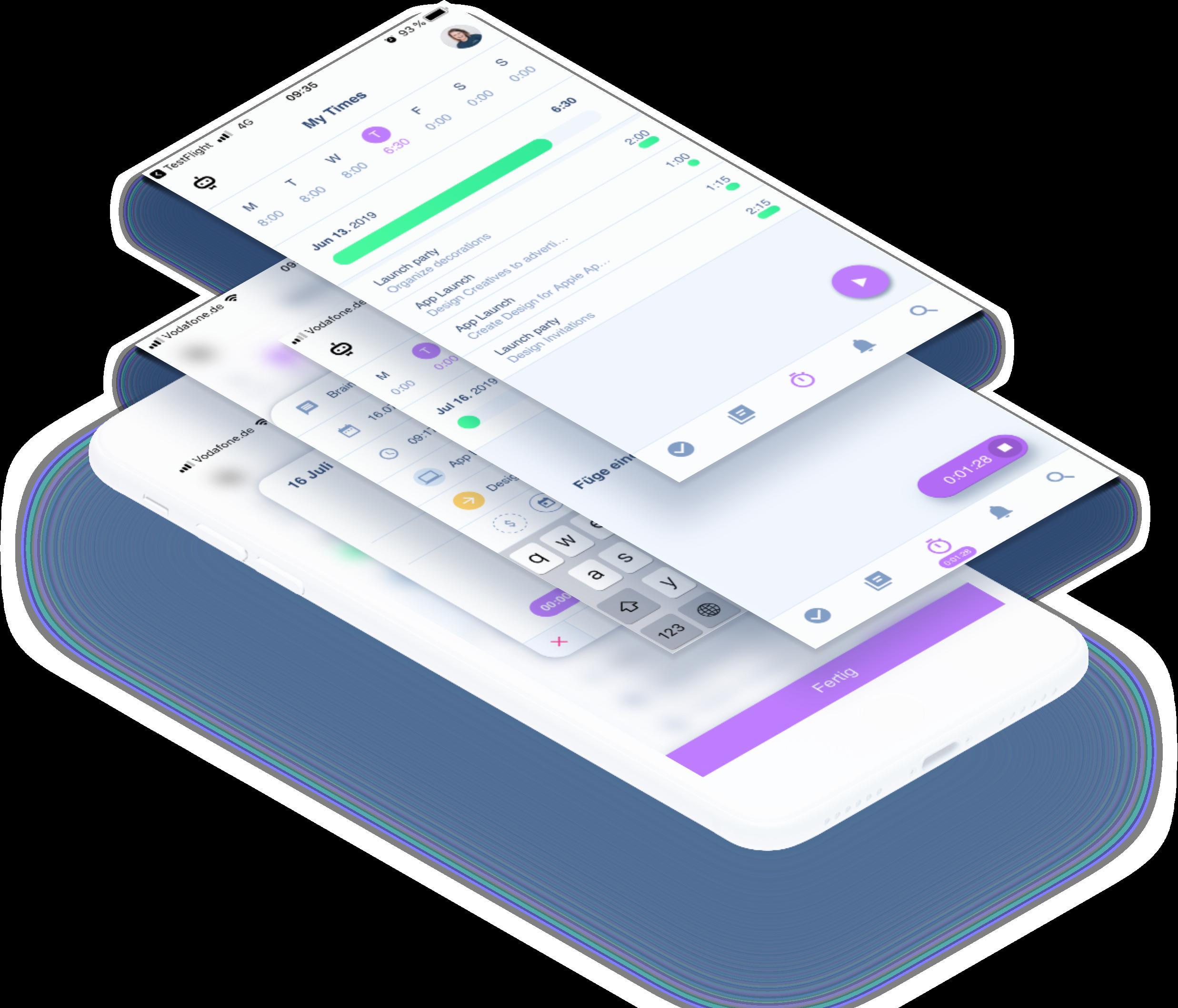 awork App für Android und iPhone