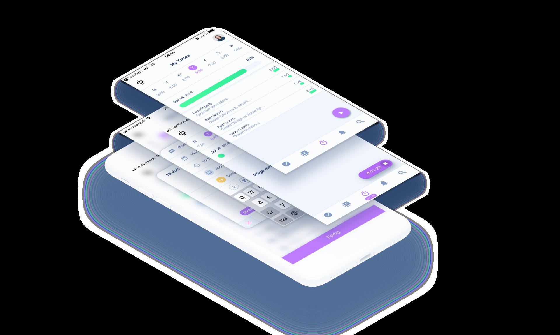 awork, die Alternative für dein Projektmanagement gibt es auch als App