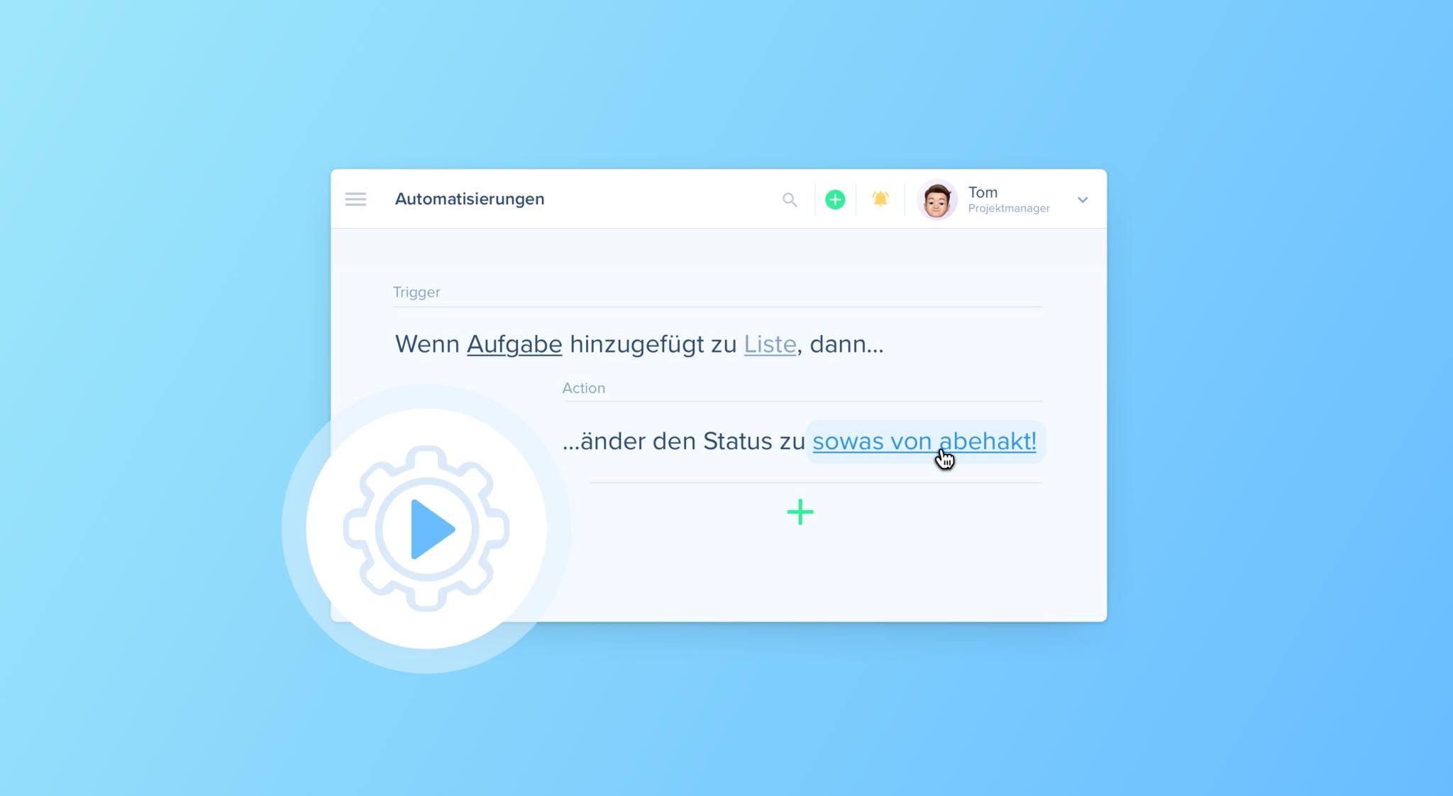Jetzt neu: Automatisierung deines Workflows mit awork