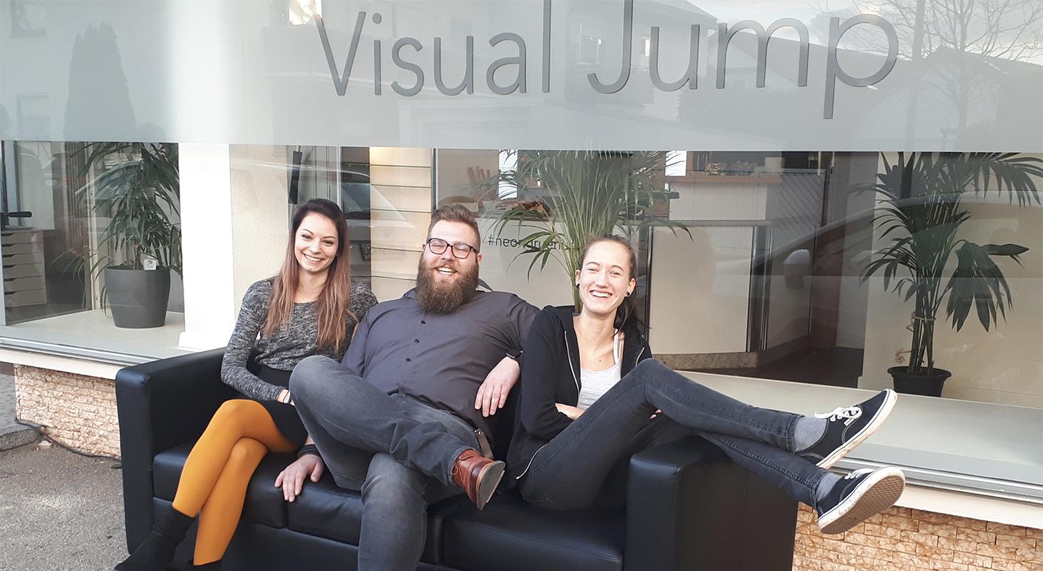 Hey Visual Jump, wie arbeitet ihr eigentlich mit awork?